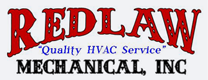 Logo, Redlaw Mechanical, Inc. - Air Conditioning